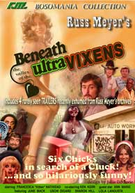 Beneath The Valley of the Ultravixens