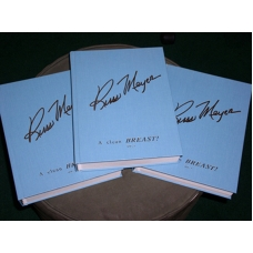 "Russ Meyer's  ""A Clean Breast""  3-Volume Book Set"
