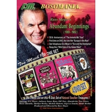 "Russ Meyer's  ""Abundant Beginnings"" 4-Disc Set"